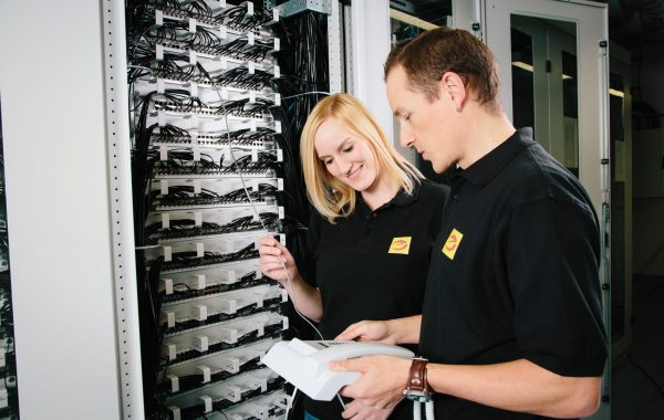 Netzwerktechnik / Kommunikationstechnik
